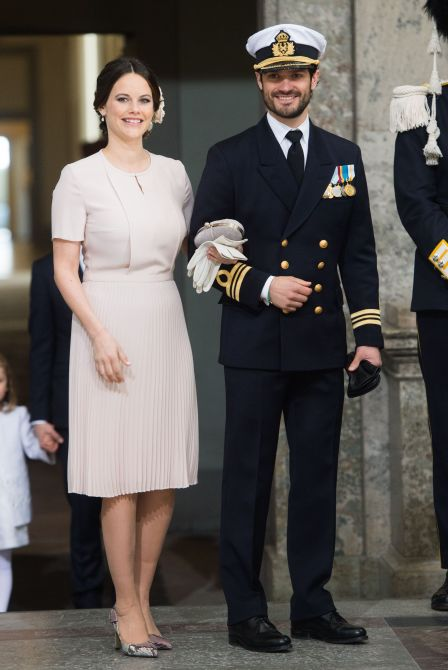 Perempuan biasa menikahi anggota keluarga kerajaan: Sofia Kristina Hellqvist