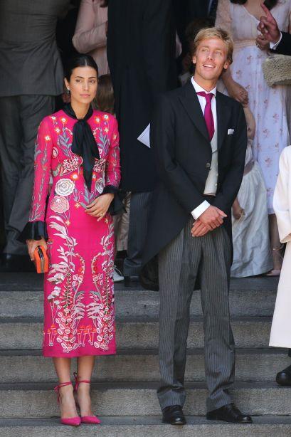 Perempuan biasa menikahi anggota keluarga kerajaan: Alessandra de Osma