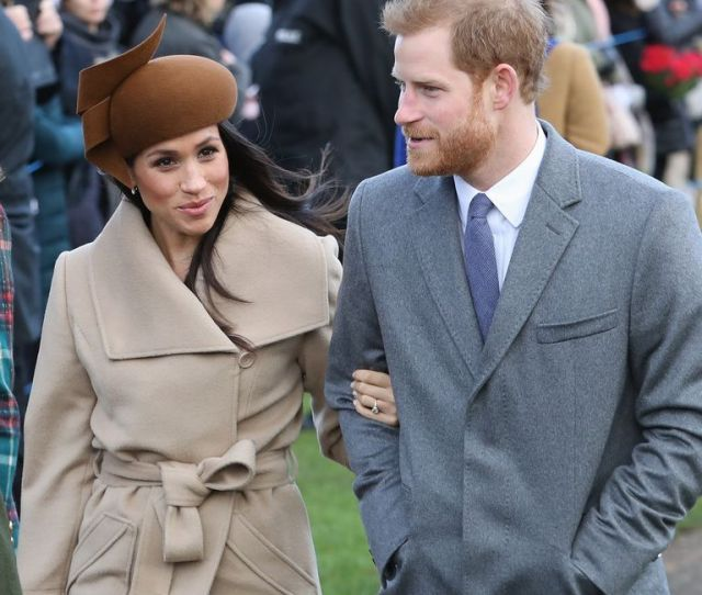 Prince Harry Is Reportedly Opting Out Of A Royal Christmas Tradition Because Of Meghan Markle
