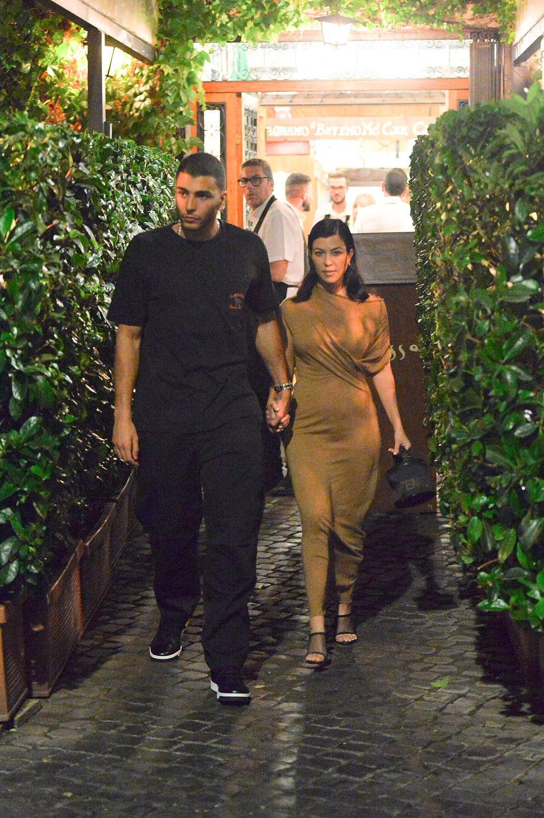Celebrity Sightings In Rome - June 20, 2018