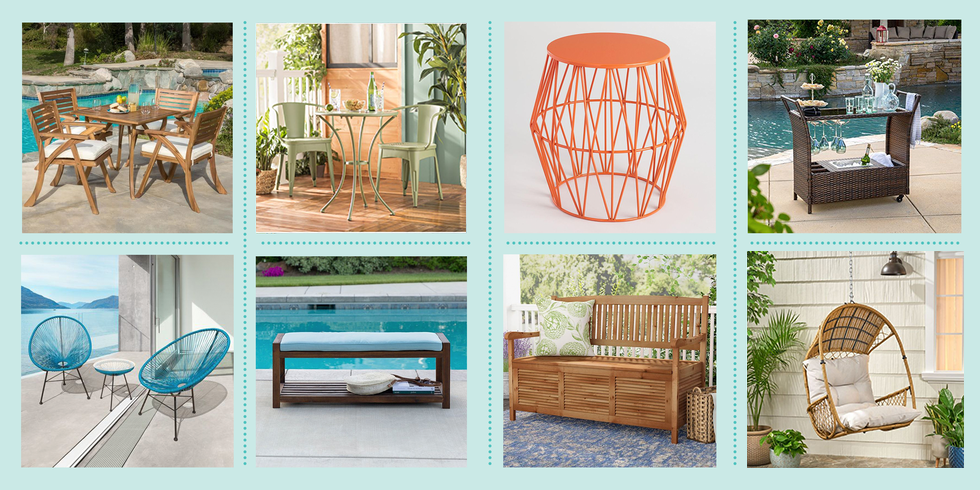 the only outdoor furniture you need to lounge in style all season long