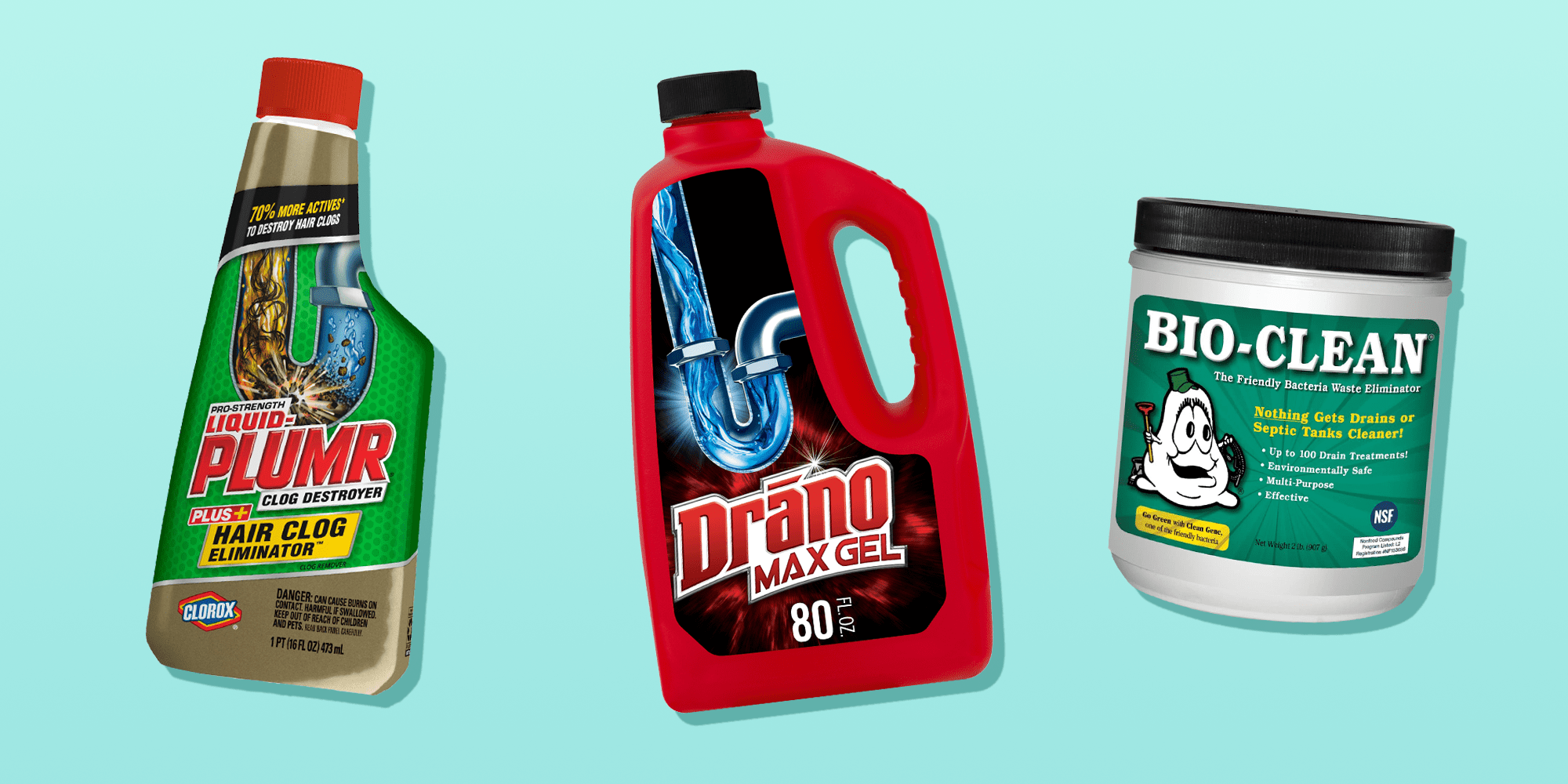 10 best drain cleaners of 2021 for
