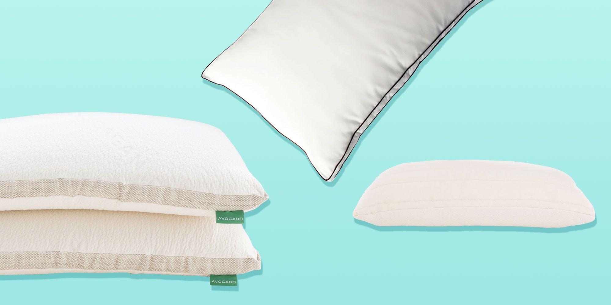 7 best organic pillows top