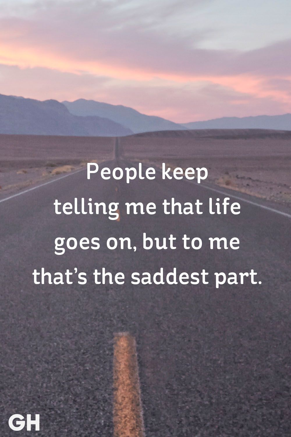 Image of: Heart Good Housekeeping 16 Best Sad Quotes Quotes Sayings About Sadness And Tough Times