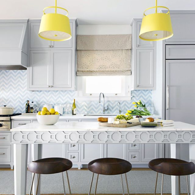Paint Colors To Brighten Kitchen: Best Kitchen Wall Colors 2019