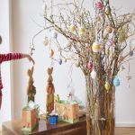 20 Diy Easter Tree Ideas How To Make Your Own Easter Egg Tree