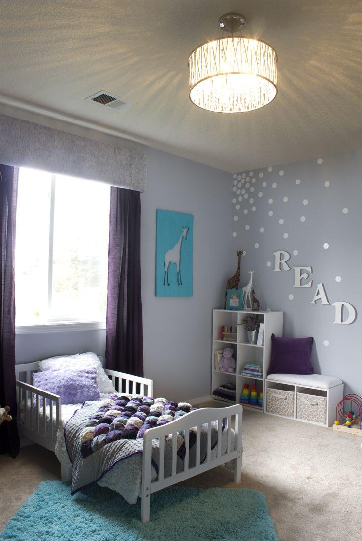 15 Girls' Room Ideas — Baby, Toddler & Tween Girl Bedroom ... on Decoration For Girls Room  id=81397