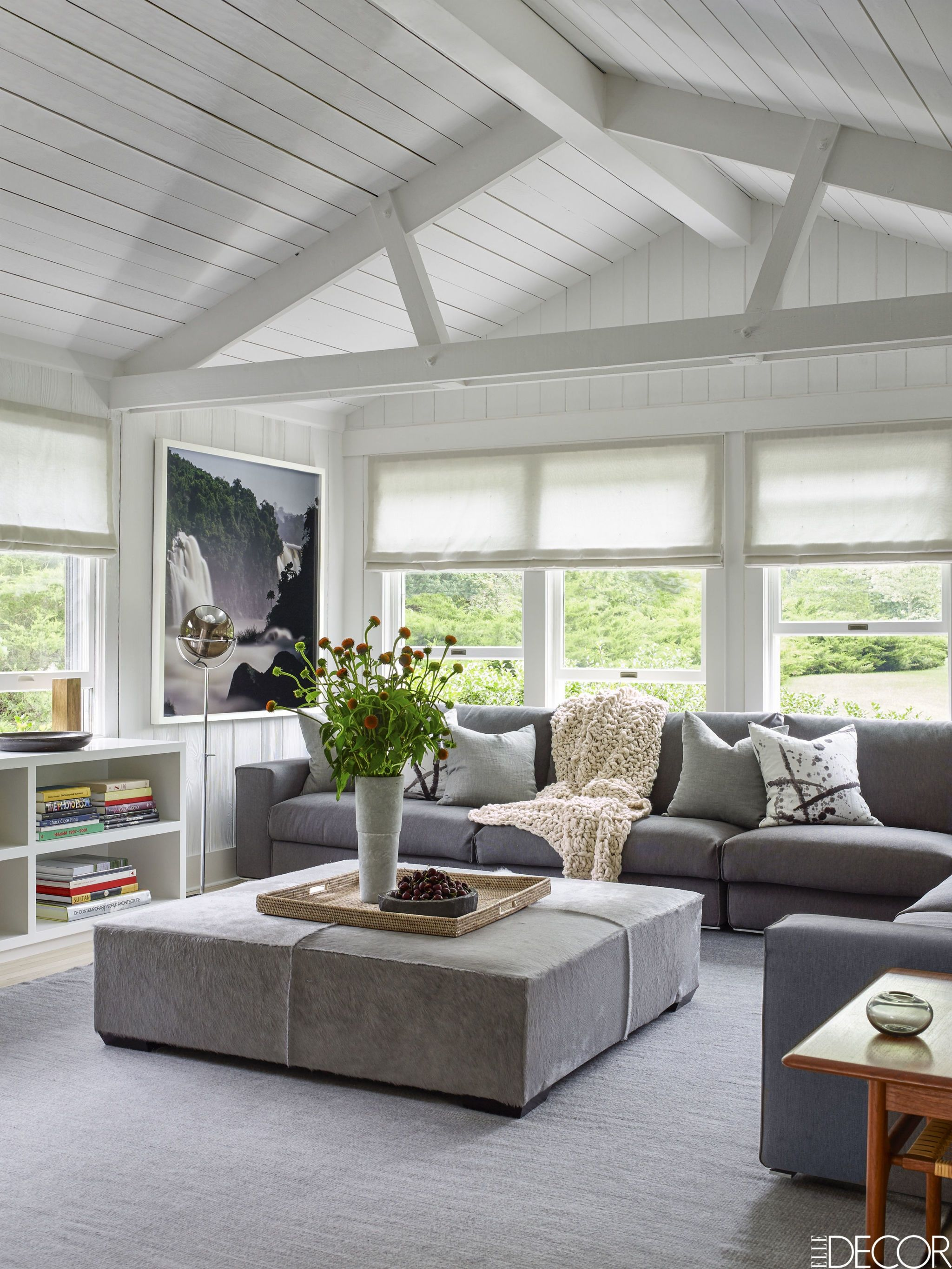 35 Best Gray Living Room Ideas How To Use Gray Paint And Decor In Living Rooms