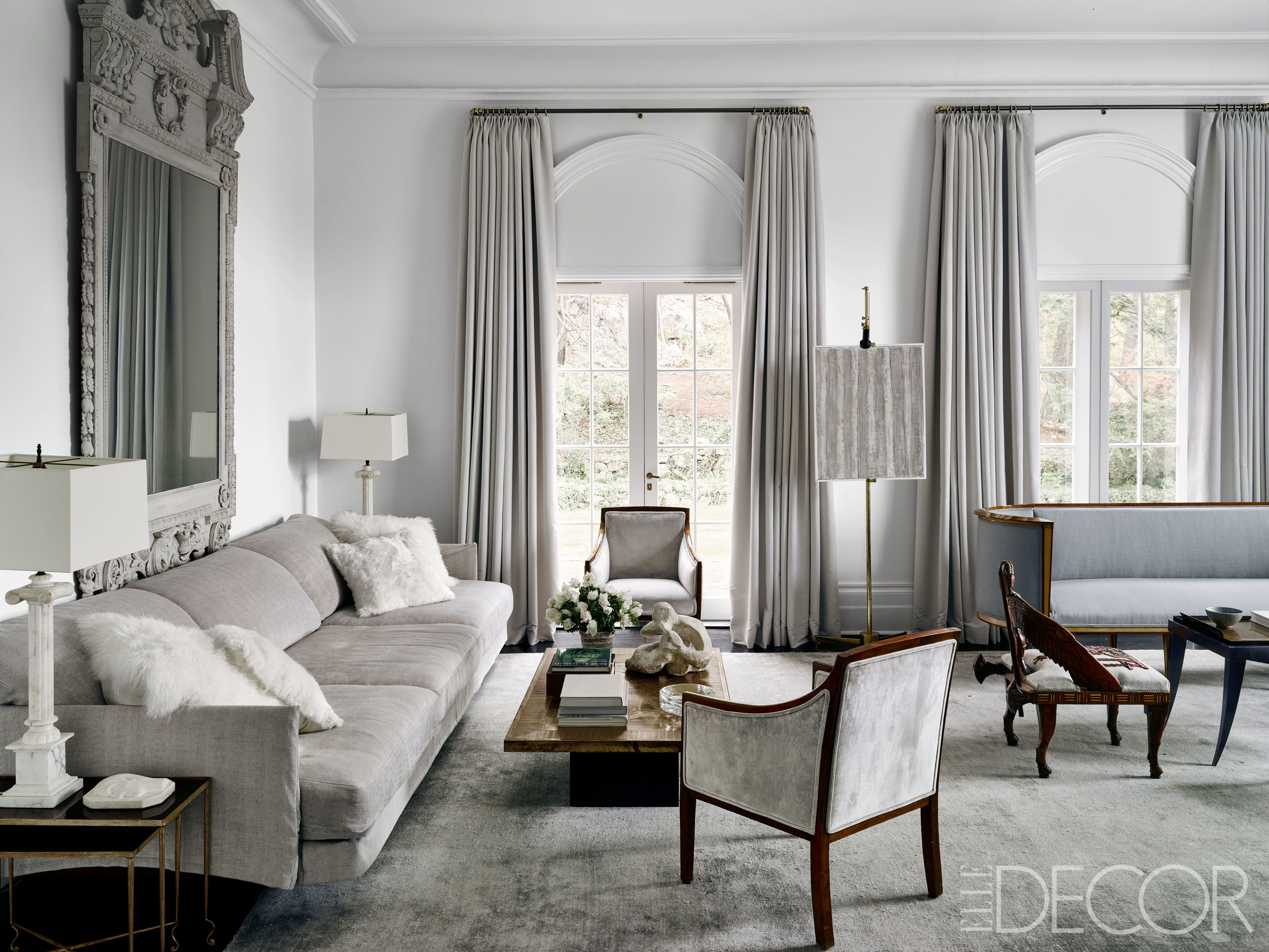 27 Best Gray Living Rooms Ideas How To Use Gray Paint