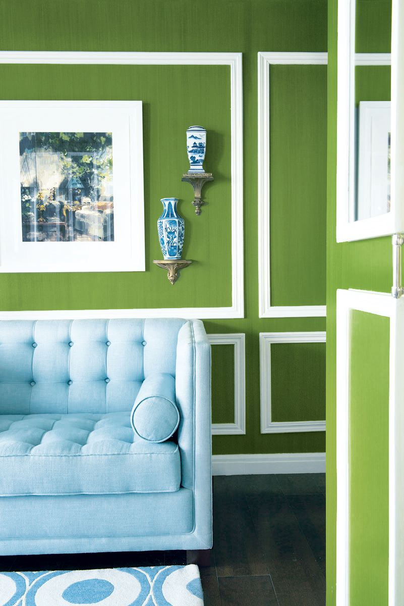 11 Best Green Paint Colors Shades Of Green Paint