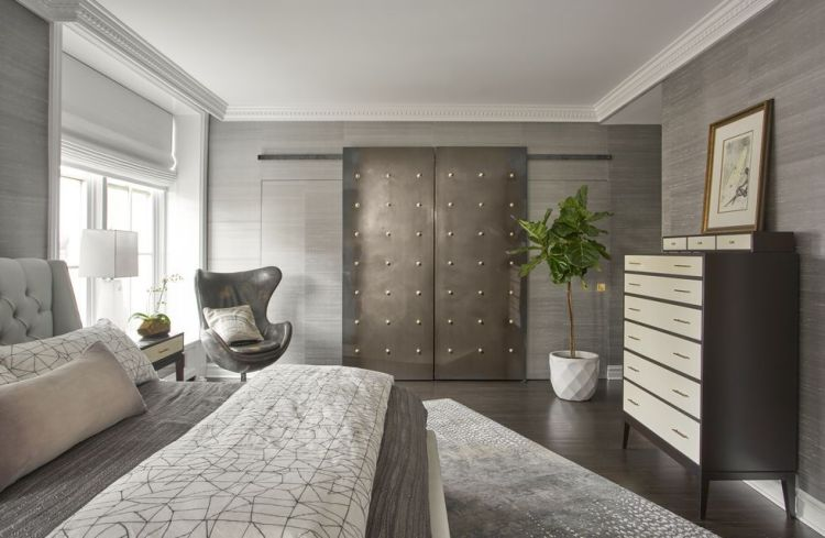 34 Stylish Gray Bedrooms Ideas For Gray Walls Furniture Decor In Bedrooms