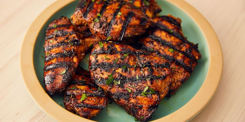 Best Grilled Chicken Breast Recipe - How to Grill Juicy Chicken Breast