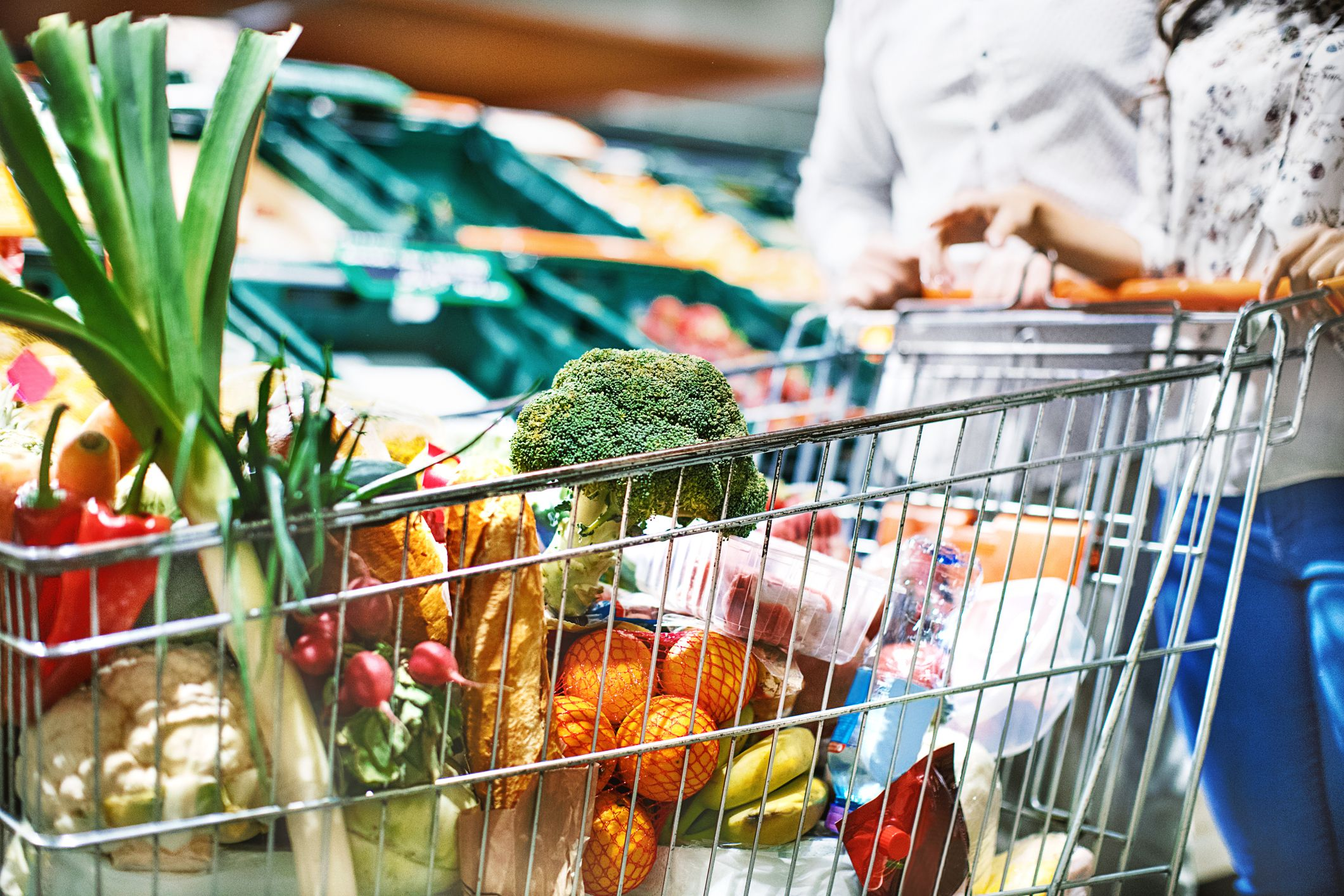 The 10 Healthiest Grocery Stores In The U.S., Per Nutritionists