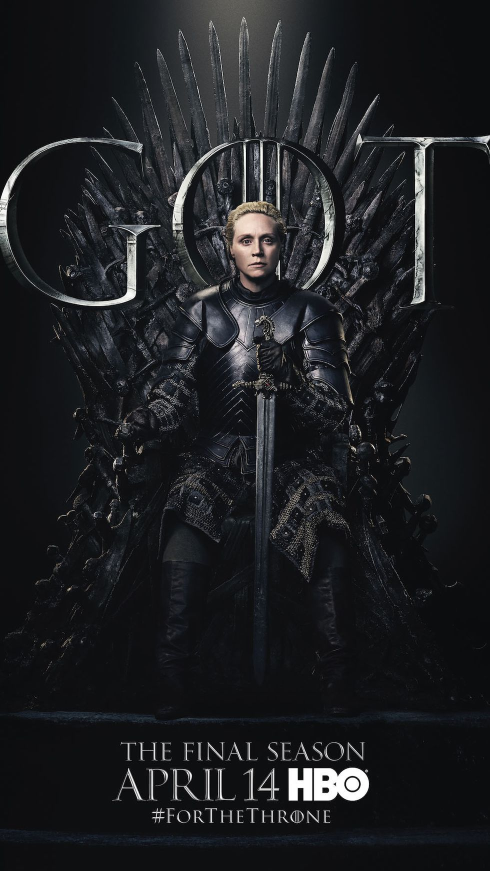 New Game Of Thrones Season 8 Posters Show Every Character On The Throne