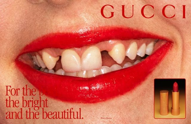 Image result for gucci lipstick 58 shades