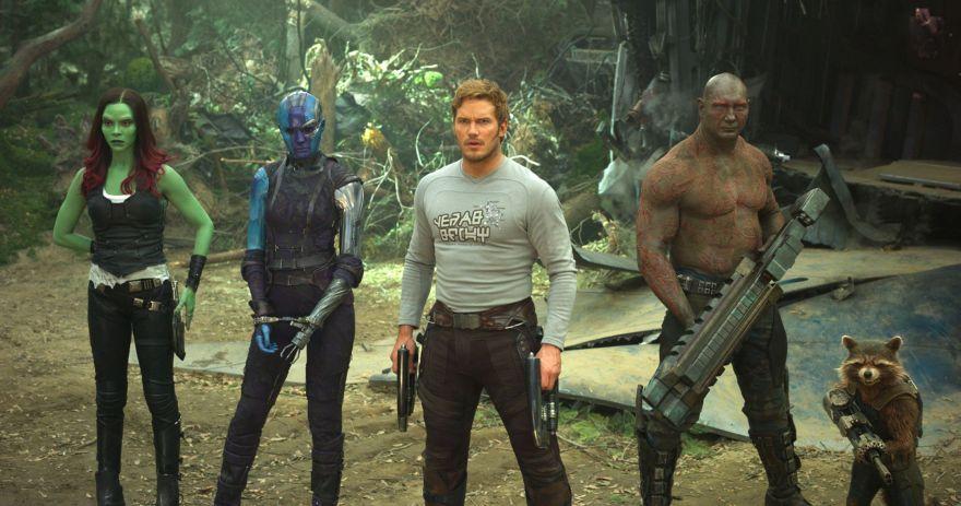 Risultati immagini per guardians of the galaxy avengers endgame