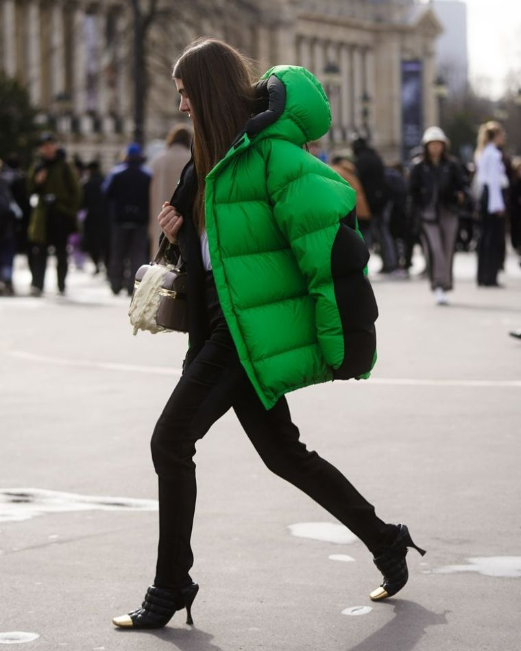 street style    paris fashion week   womenswear fallwinter 20202021  day nine