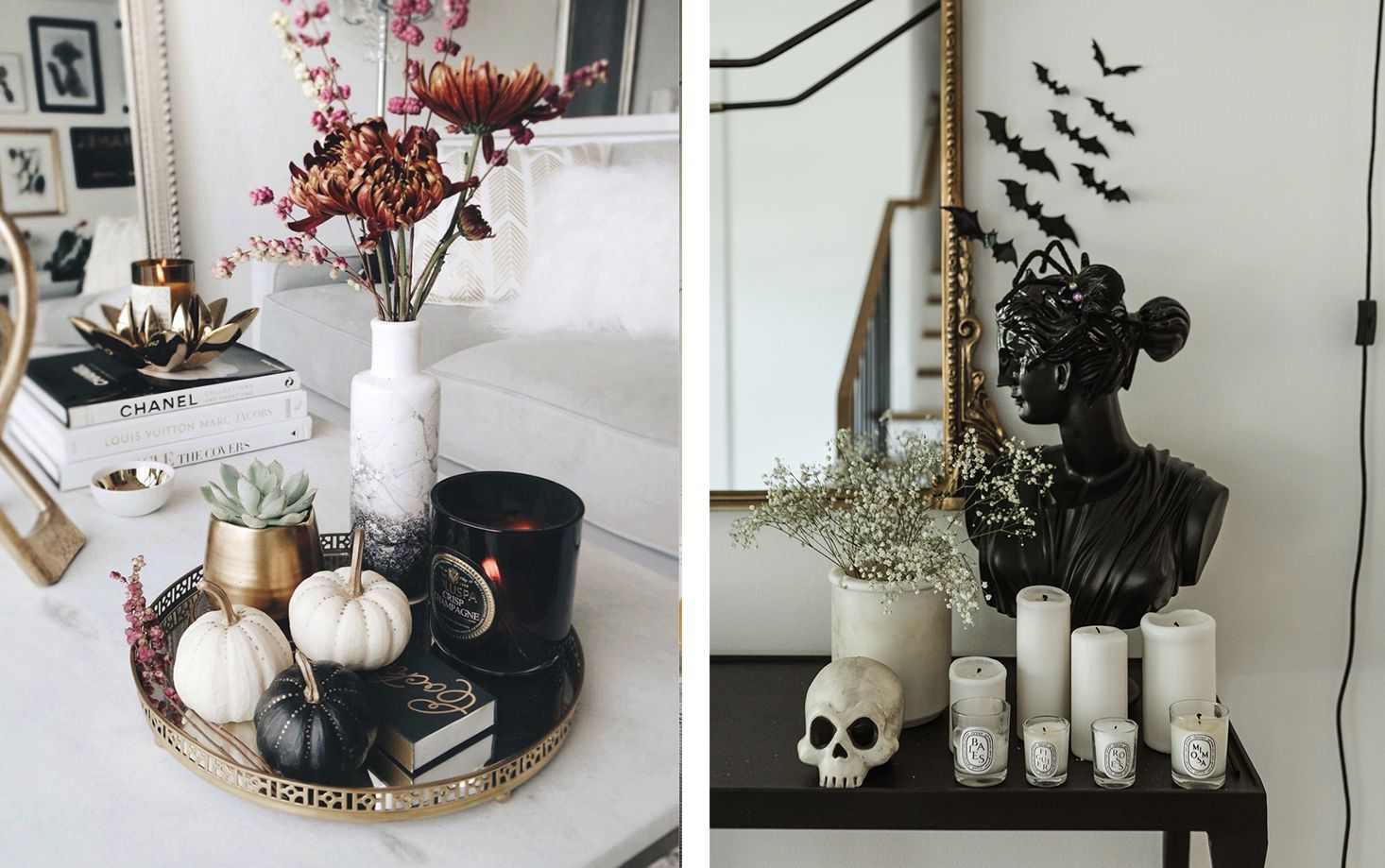 57 Elevated Halloween Decorations Stylish Halloween Decor Ideas