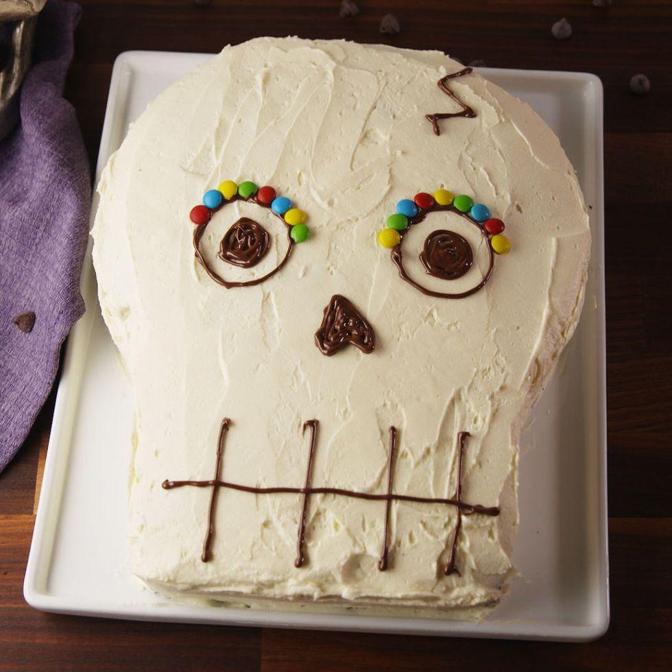 42 Easy Halloween Cakes Recipes Amp Ideas For Halloween