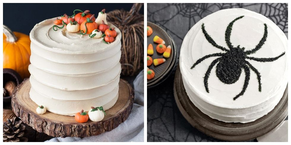 60 Easy Halloween Cakes   Recipes and Halloween Cake Decorating Ideas halloween cakes