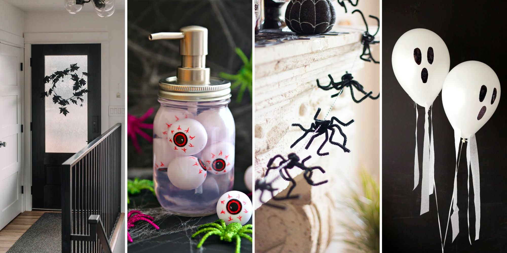 If you buy from a link, we may earn a commission. 75 Easy Diy Halloween Decorations Cheap Halloween Decor Ideas