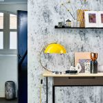 9 Stylish Ways To Introduce Ochre Into A Neutral Room Room