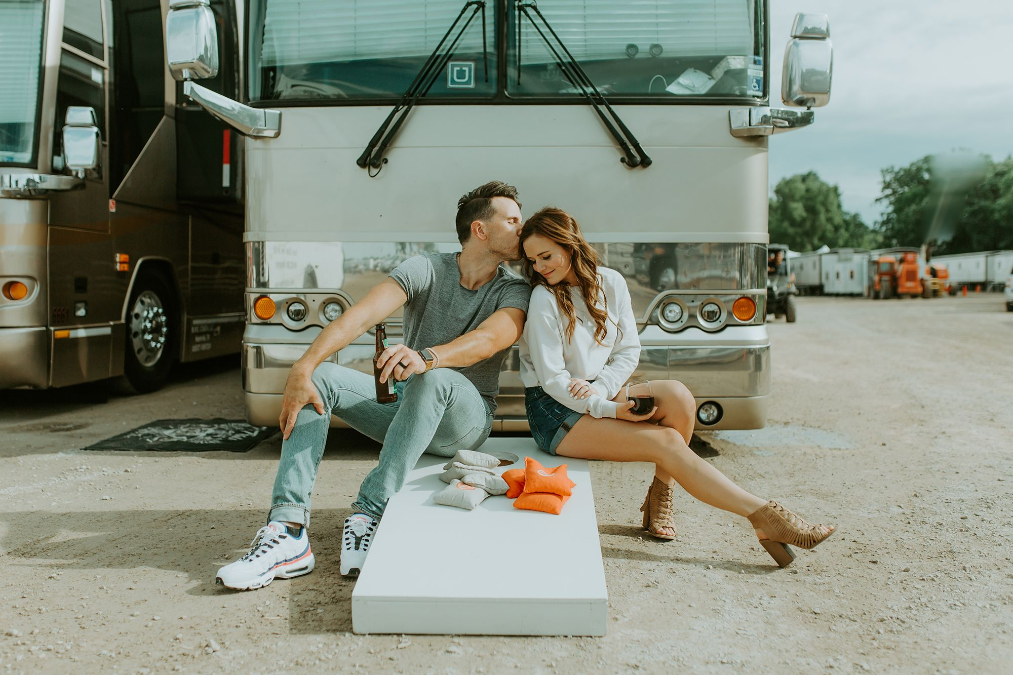 Russell Dickerson And Wife Kailey Show How They Made Their