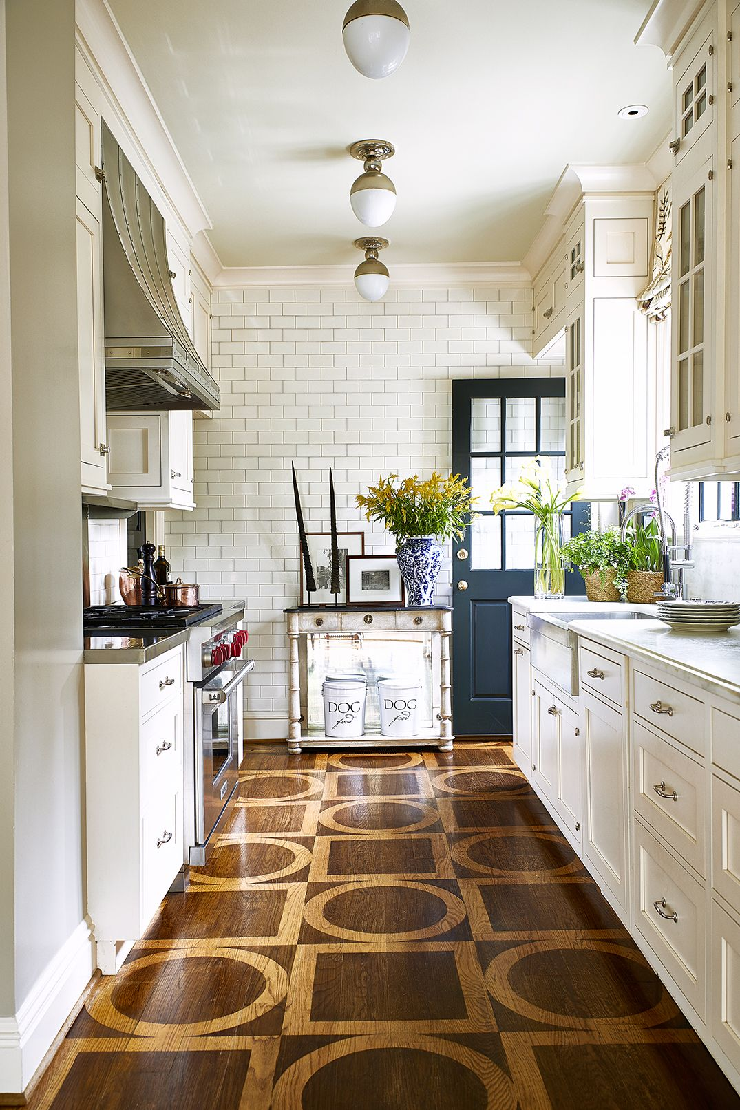 20 chic french country kitchens