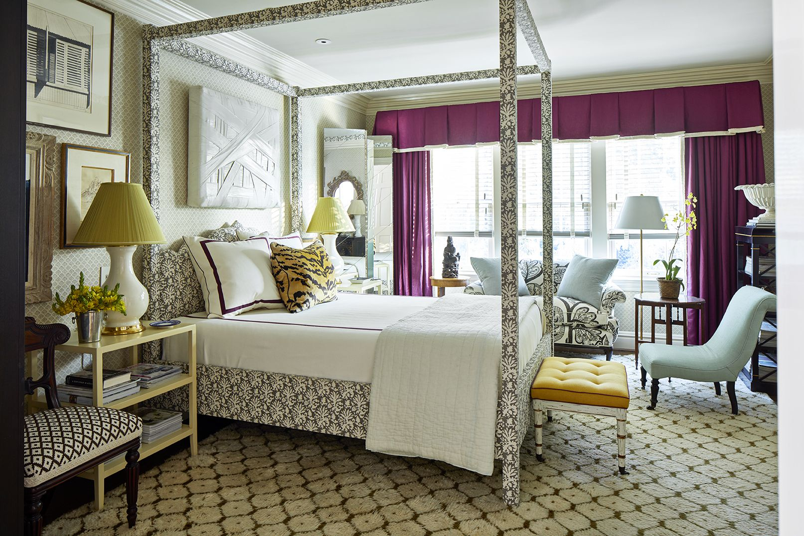 14 Best Master Bedroom Ideas - Beautiful Large Master ... on Best Master Bedroom  id=76565