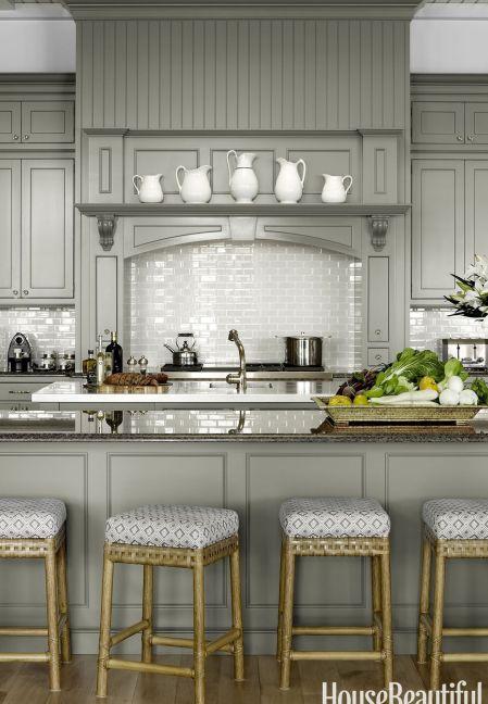 Best kitchen colors chelsea gray