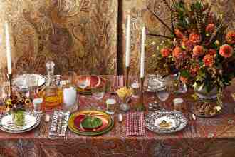 26 Thanksgiving Table Decorations Inexpensive Table