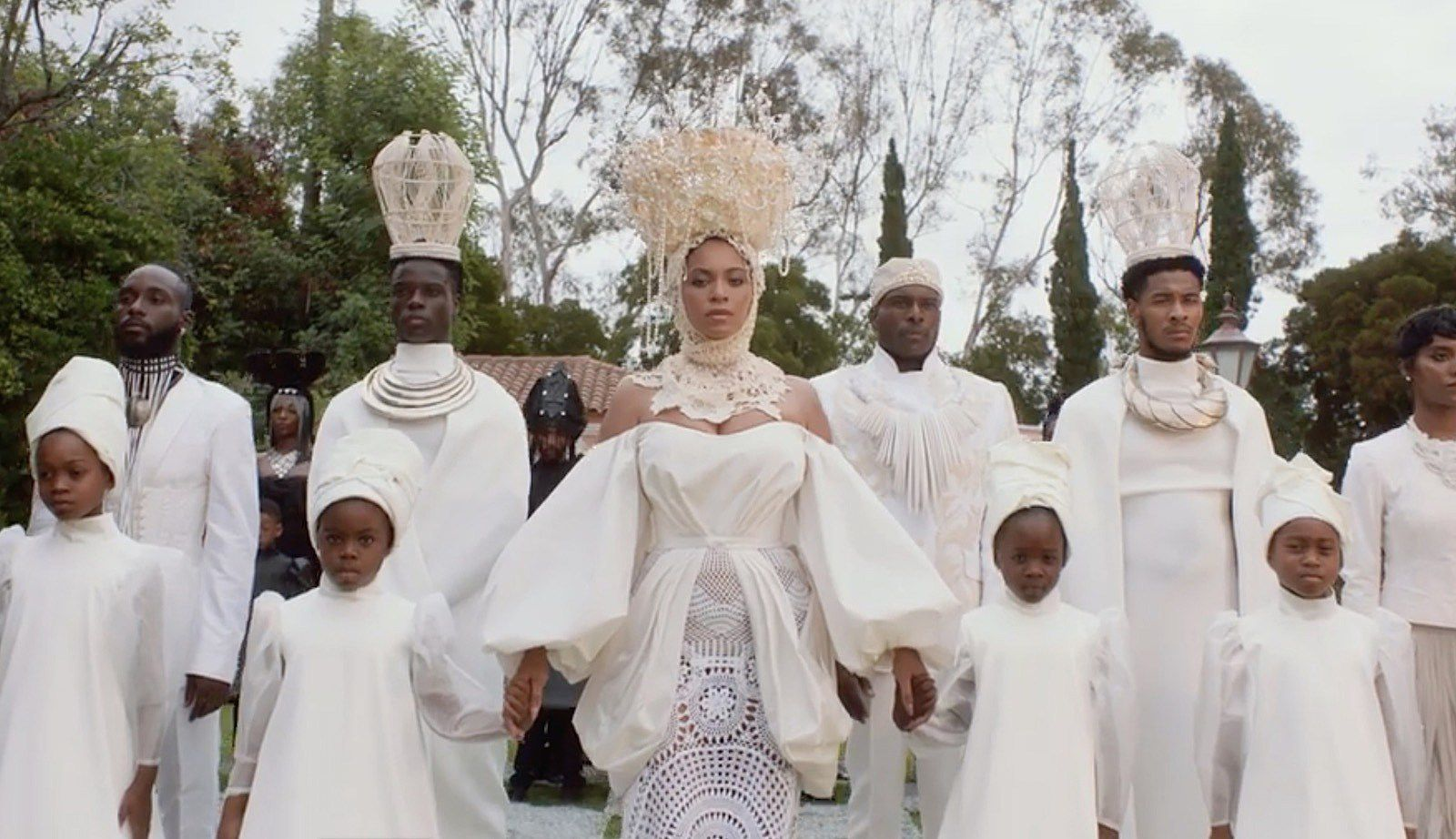 beyonce black is king fashion