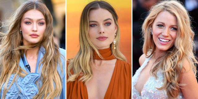 blonde hair colors for 2019 - best blonde hairstyles from