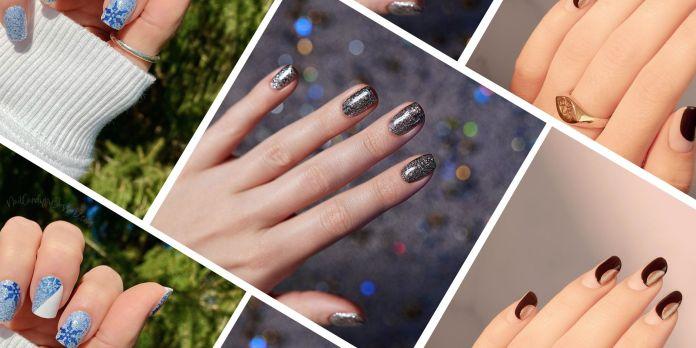 25 Holiday Nail Art Festive Manicures Cute Christmas Nail Art