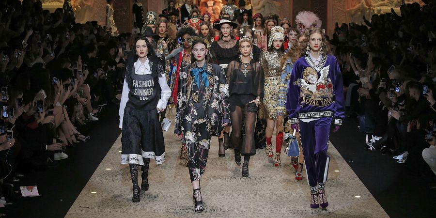 Best Fall 2018 Runway Looks at Milan Fashion Week   Milan Fashion     image