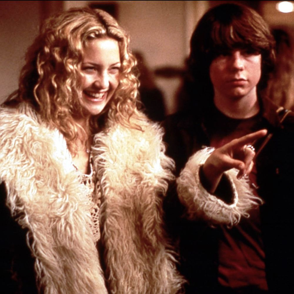 almost famous us 1999 kate hudson patrick fugit date 1999, photo by mary evansronald granteverett collection10298505