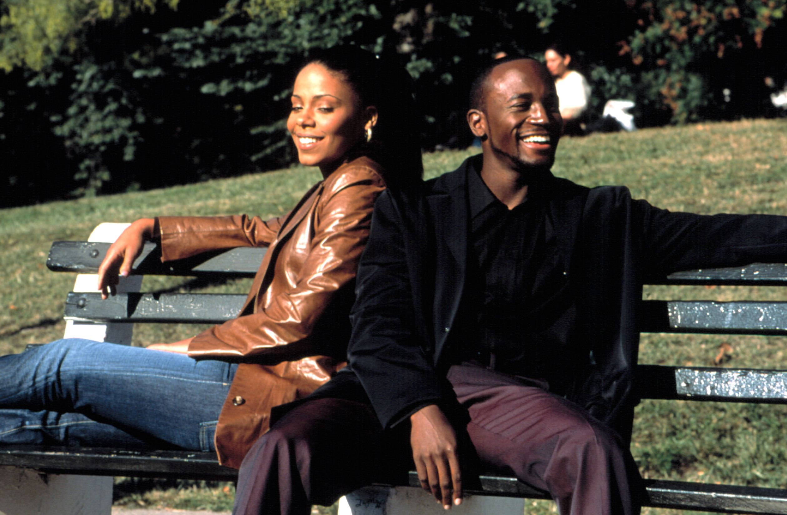 brown sugar, sanaa lathan, taye diggs, 2002, tm copyright ©20th century fox film corp all rights reservedcourtesy everett collection