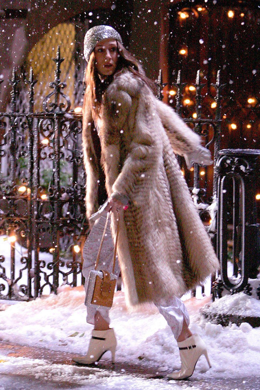 iconic movie coats