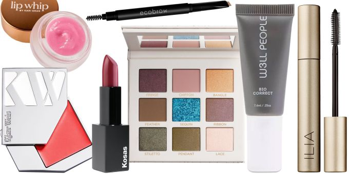 organic natural makeup brands - the best non-toxic and clean