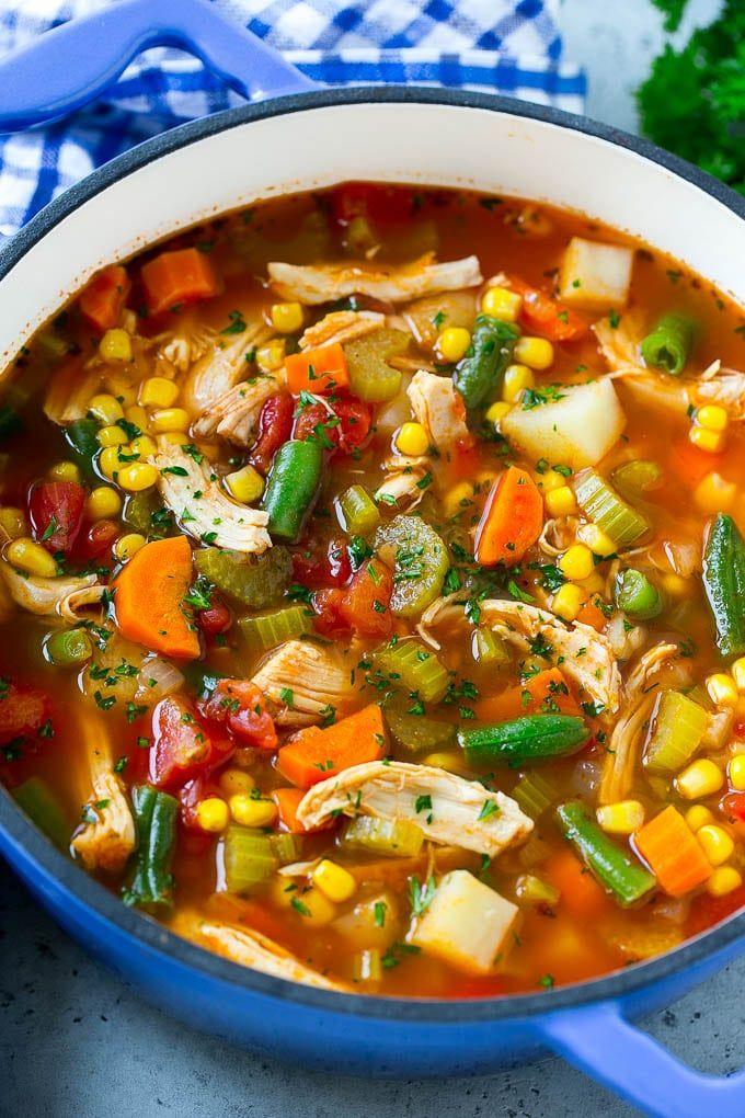 70 Best Healthy Soup Recipes Quick Amp Easy Low Calorie Soups