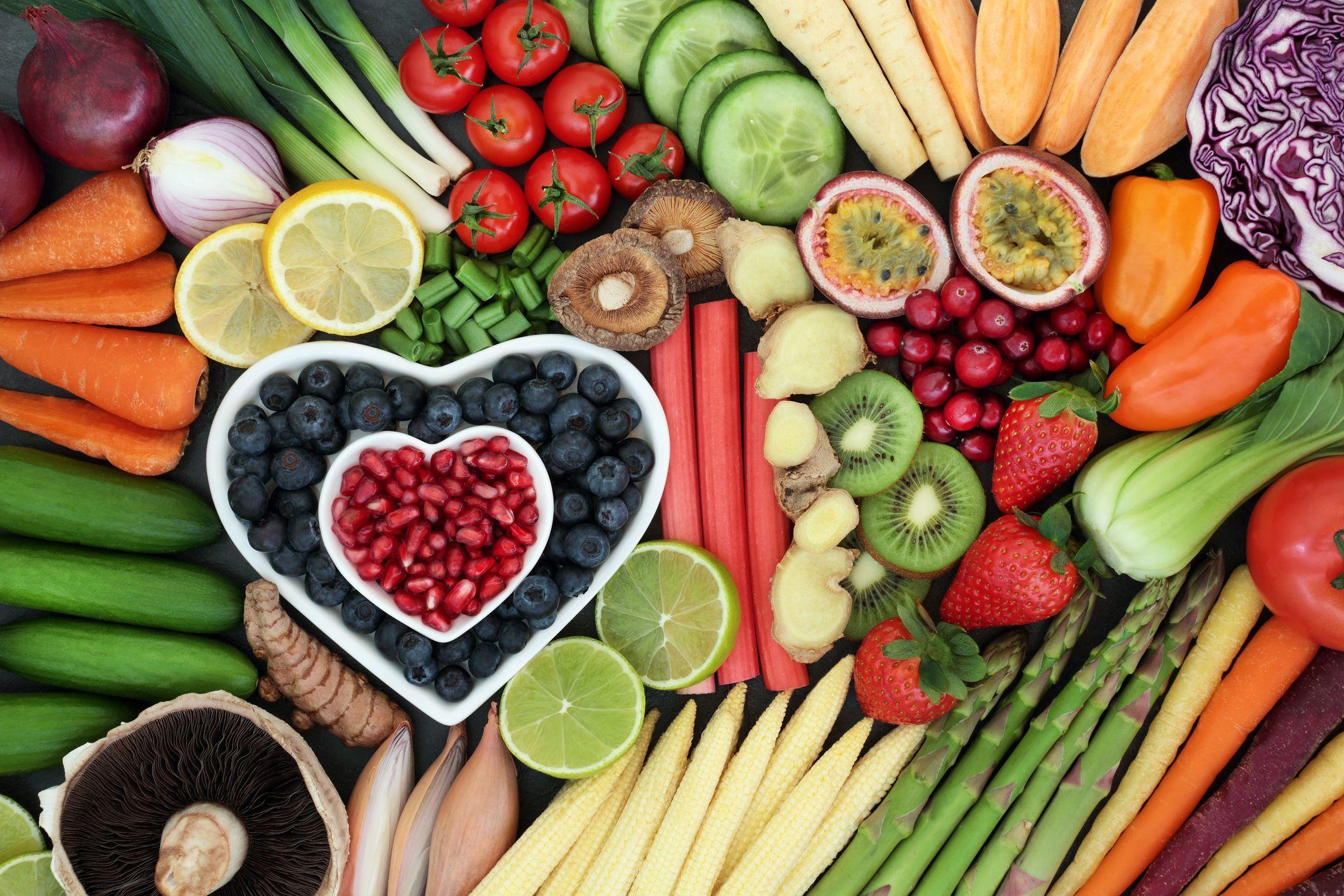 23 Heart Healthy Foods Best Foods For Heart Health