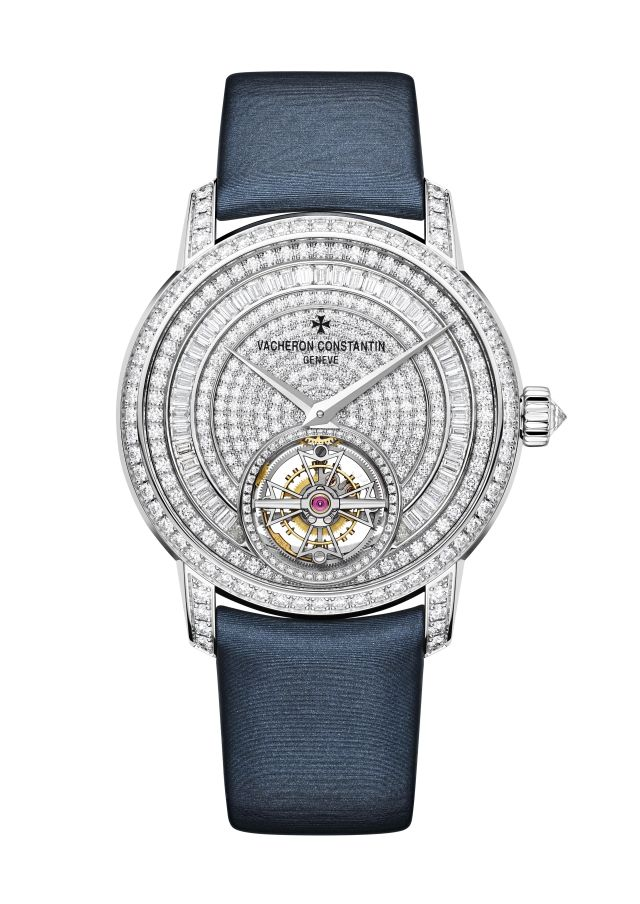 traditionnelle tourbillon lady   watch trends 2020