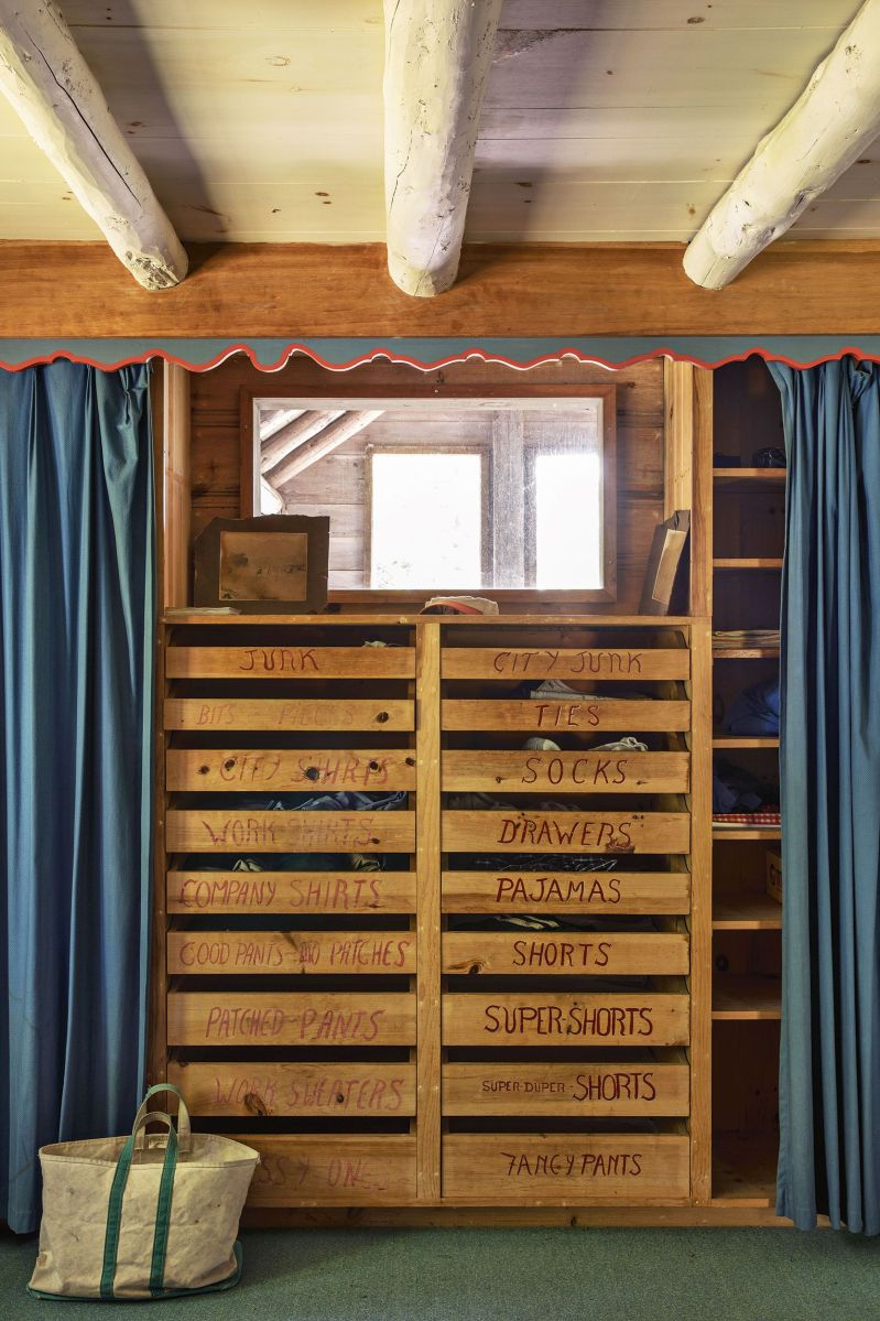 wooden drawers maine home
