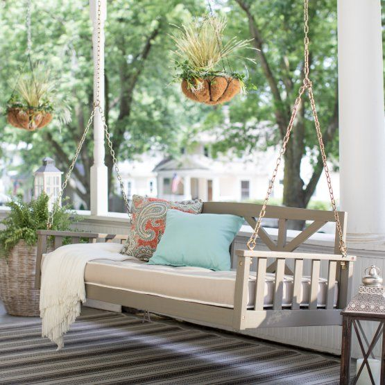 The Best Porch Swings For Summer
