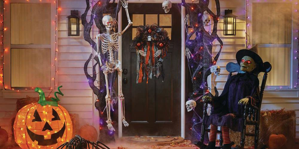 Country Home Decorating Projects Holiday Halloween Ideas