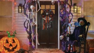 Best Home Depot Halloween Decorations Inflatables 2018