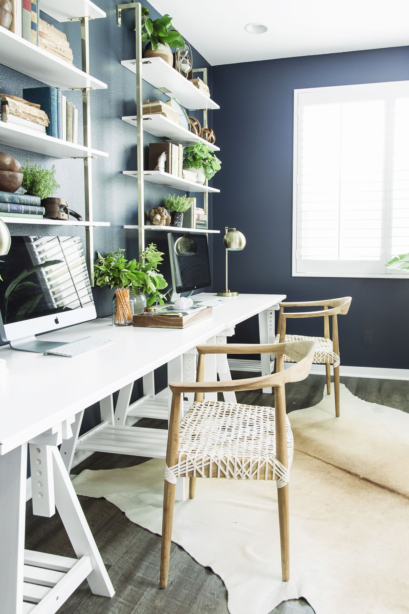 16 Best Home Office Ideas How To Decorate A Home Office