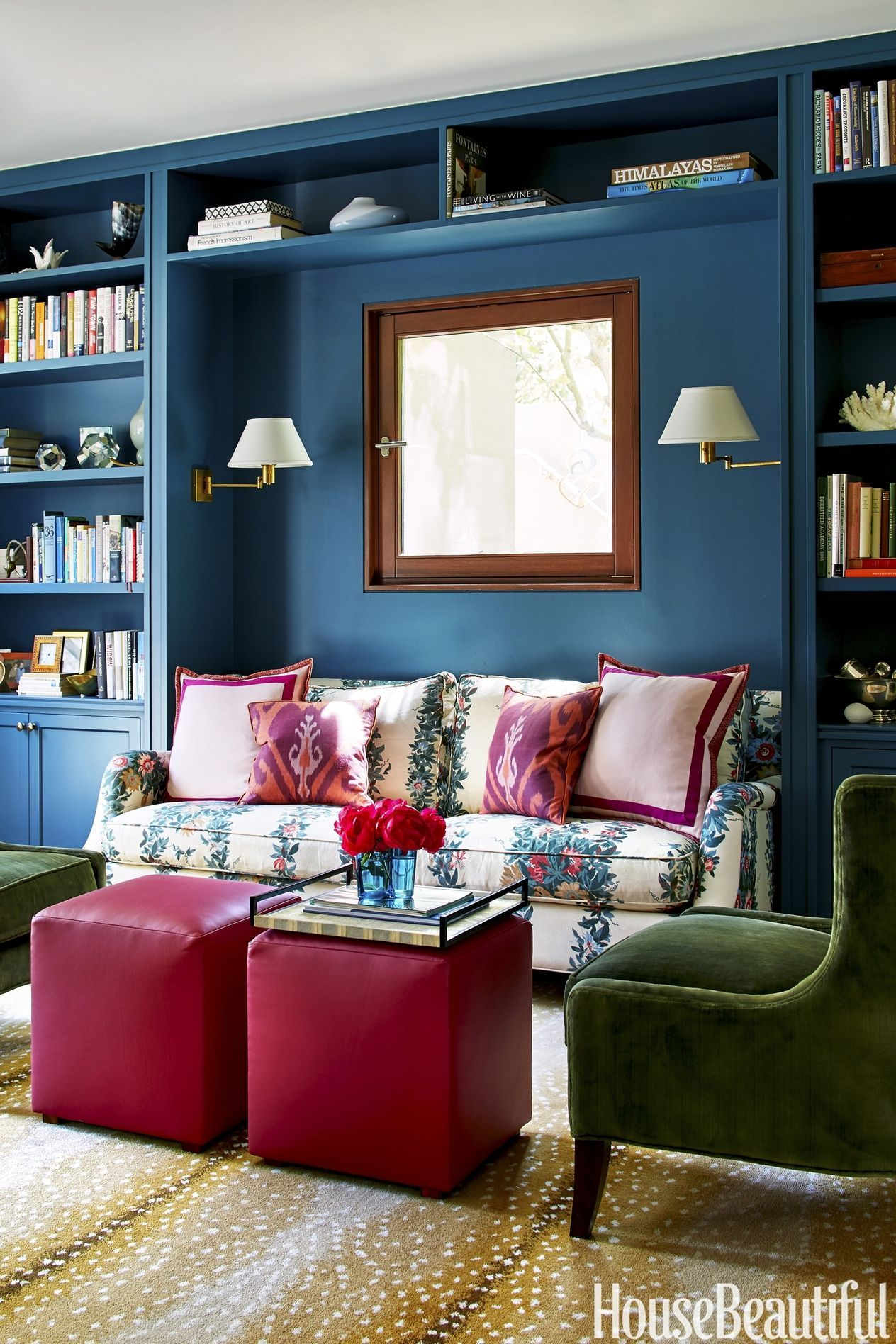 17 Best Small Living Room Ideas - How to Decorate a Small ... on Beautiful Bedroom Ideas For Small Rooms  id=33173