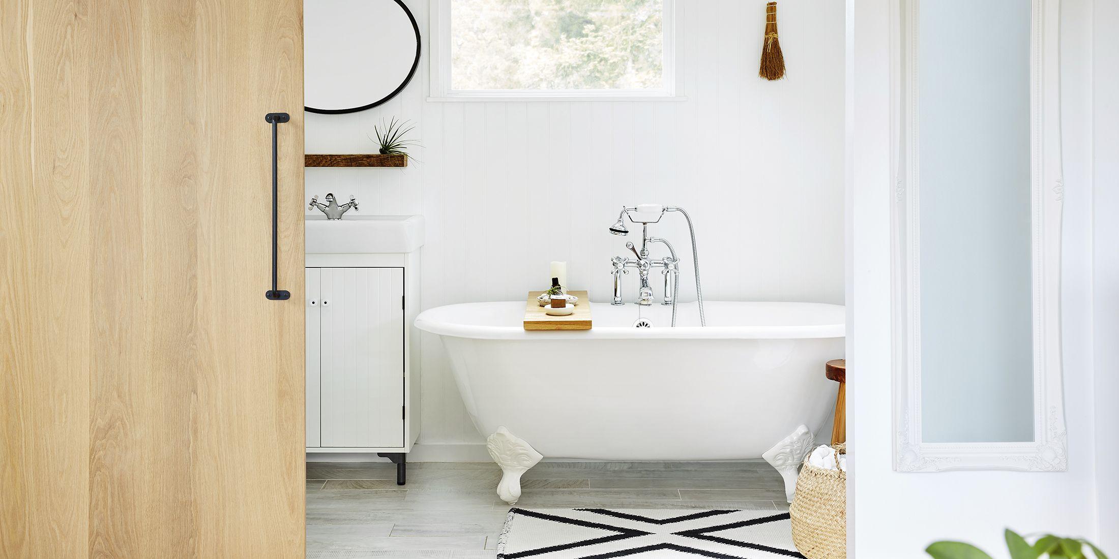 how to clean your bathroom a bathroom