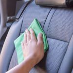 How To Clean Car Seats How To Clean Cloth Or Leather Car Seats